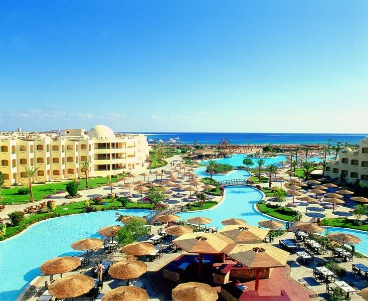 Отель TIA HEIGHTS MAKADI BAY AQUA PARK 5*