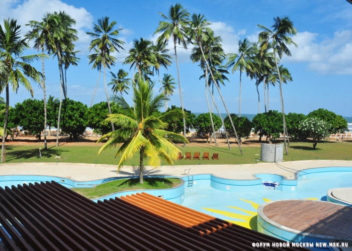 THE SANDS BY AITKEN SPENCE HOTELS 4*